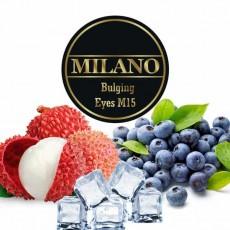 Табак Milano Bulging Eyes M15 (Горящие Глаза) - 100 грамм