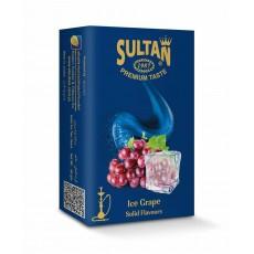 Табак Sultan Ice Grape (Лед Виноград) - 50 грамм