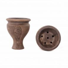 Чаша для кальяна UpGrade Form Mini Lex Amber (глина)