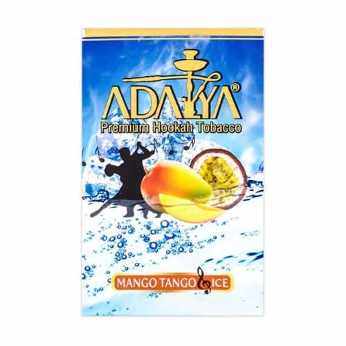 Табак Adalya Mango Tango Ice (Манго Танго Лед) - 50 грамм (фасовка)