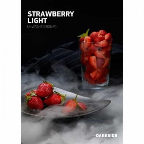 Табак Darkside Medium Strawberry Light (Клубника) - 100 грамм