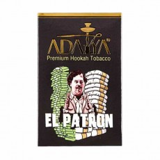 Табак Adalya El Patron (Эль Патрон) - 50 грамм