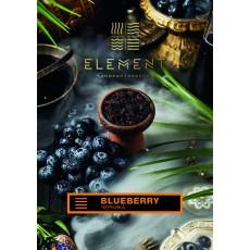 Табак Element Земля Blueberry (Черника) - 100 грамм