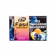 Табак Fasil Ice Tangerine Bluberry (Лед Мандарин Черника) - 50 грамм