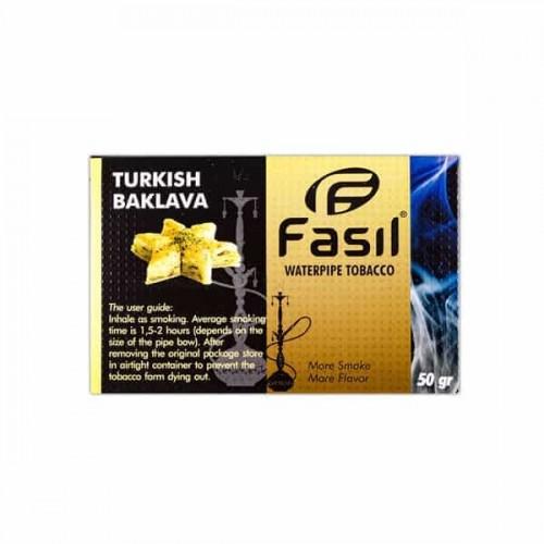 Табак Fasil Turkish Baklava (Турецкая Пахлава) - 50 грамм