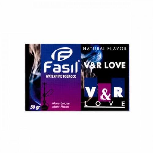 Табак Fasil VR LOVE (Любовь) - 50 грамм