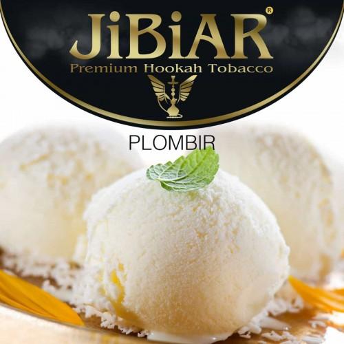 Табак Jibiar Plombir (Пломбир) - 100 грамм