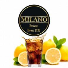 Табак Milano Brown Boom M36 (Темный Бум) - 100 грамм