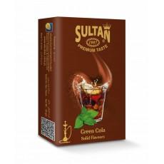 Табак Sultan Green Cola (Зеленая Кола) - 50 грамм