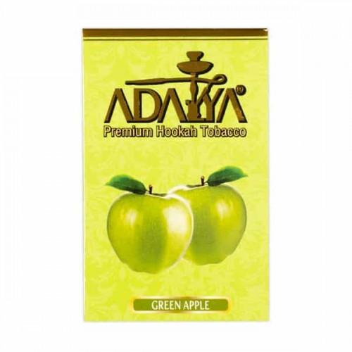Табак Adalya Green Apple (Зеленое Яблоко) - 50 грамм