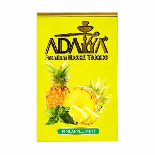Табак Adalya Pineapple Mint (Ананас Мята) - 50 грамм