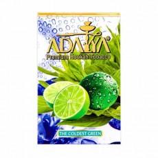 Табак Adalya Coldest Green (Ледяной Зеленый) - 50 грамм