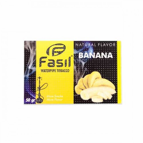 Табак Fasil Banana (Банан) - 50 грамм