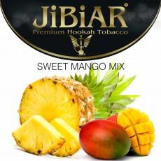 Табак Jibiar Sweet Mango Mix (Сладкий Манго Микс) - 100 грамм