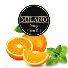 Табак Milano Orange Vigour M18 (Апельсин Мята) - 100 грамм
