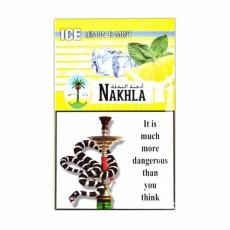 Табак Nakhla Classic Ice Lemon Mint (Лед Лимон Мята) - 250 грамм
