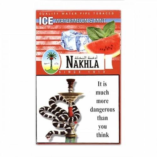 Табак Nakhla Classic Ice Watermelon Mint (Лед Арбуз Мята) - 250 грамм