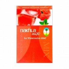Табак Nakhla Mix Ice Watermelon Mint (Лед Арбуз Мята) - 50 грамм