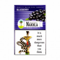 Табак Nakhla Classic Blueberry (Черника) - 50 грамм