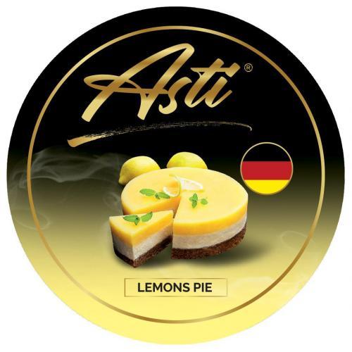 Табак Asti Lemon Pie (Лимонный Пирог) - 100 грамм