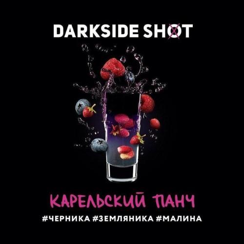 Табак Darkside Shot Карельский Панч - 30 грамм