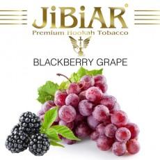 Табак Jibiar Blackberry Grape (Ежевика Виноград) - 100 грамм
