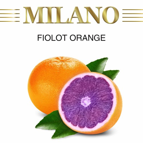 Табак Milano Fiolot Orange М62( Фиолетовый Апельсин)