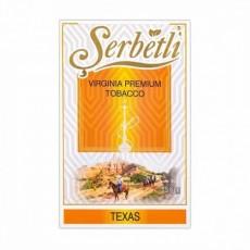 Табак Serbetli Texas(Техас)- 50 грамм